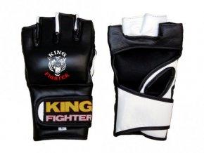 MMA rukavice King Fighter černé