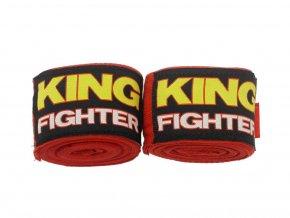 Bandáže ČERVENÉ KING Fighter