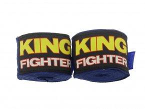 Bandáže MODRÉ KING Fighter