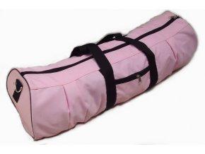 Yoga bag růžový cordura (71x18x19,5 )