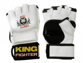 MMA rukavice Champion white