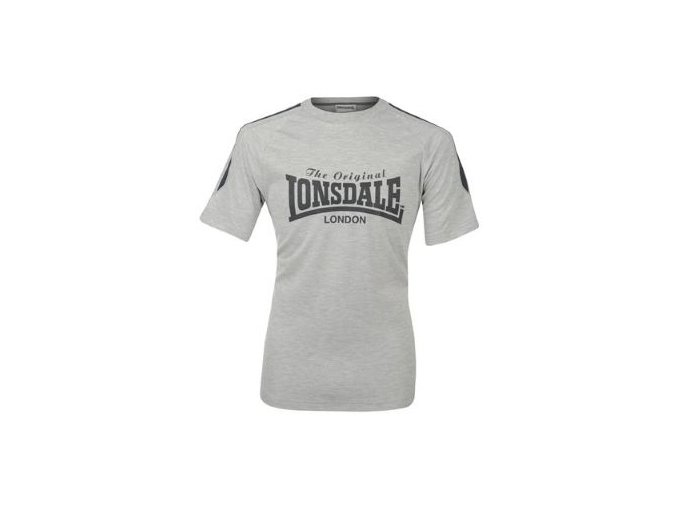 Lonsdale triko bílé Velikost: M