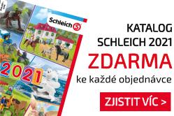 Katalog Schleich 2021 ZDARMA