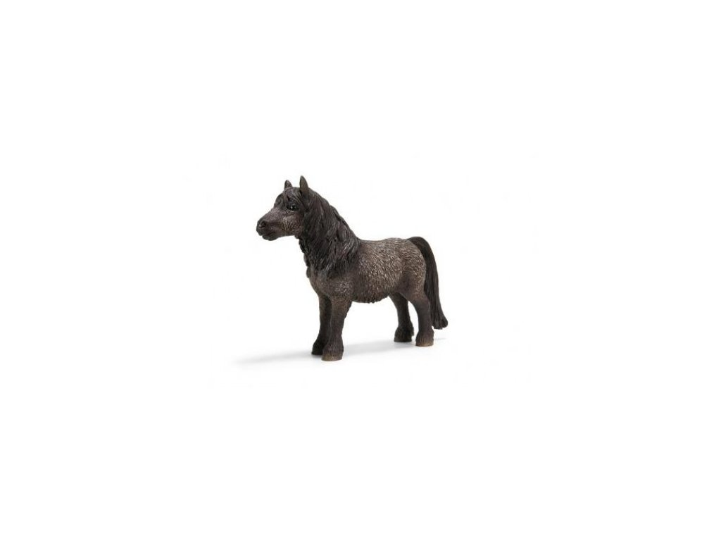 21210 schleich 13662 shetlandsky pony valach