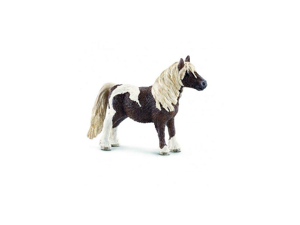 21348 schleich 13751 shetlandsky pony valach