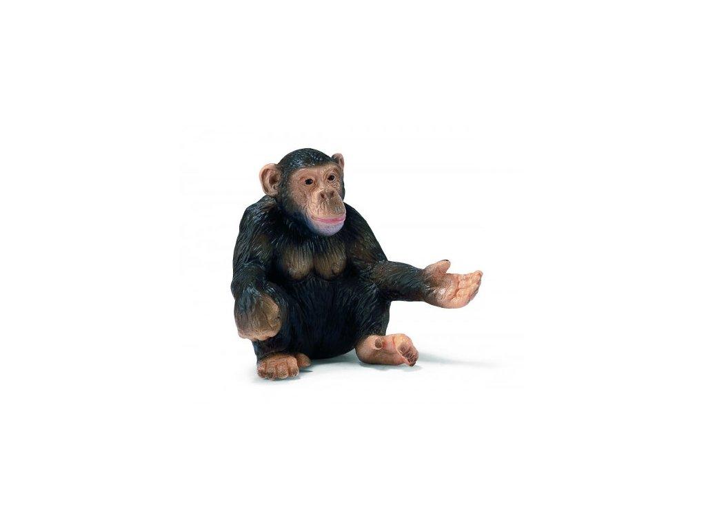 21735 schleich 14191 simpanz samice