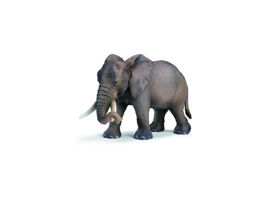 21765 schleich 14342 samice slona africkeho