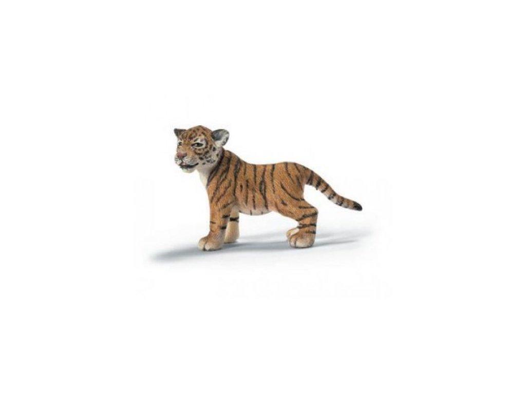 21780 schleich 14371 mlade tygra stojici