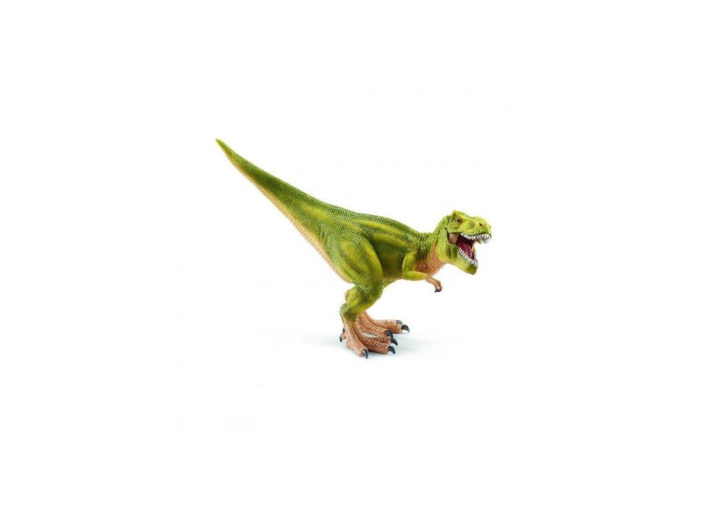 21876 schleich 14528 tyrannosaurus rex svetle zeleny