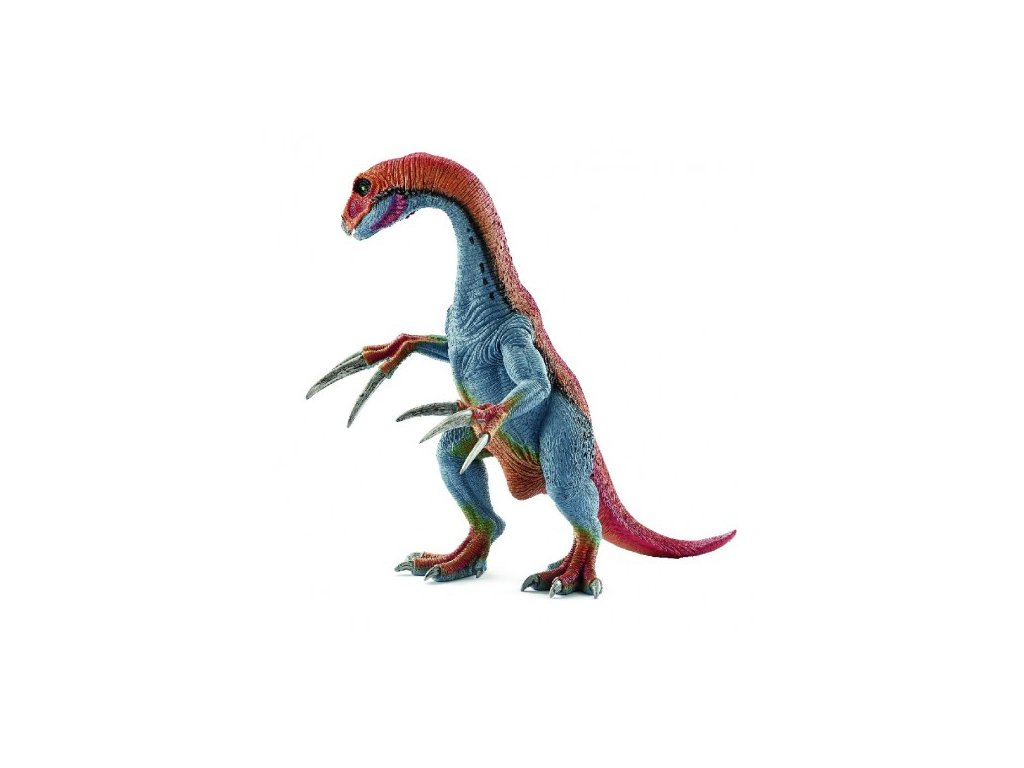 21879 schleich 14529 therizinosaurus