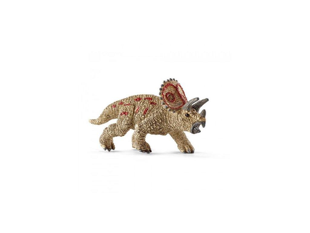 21894 schleich 14534 triceratops mini