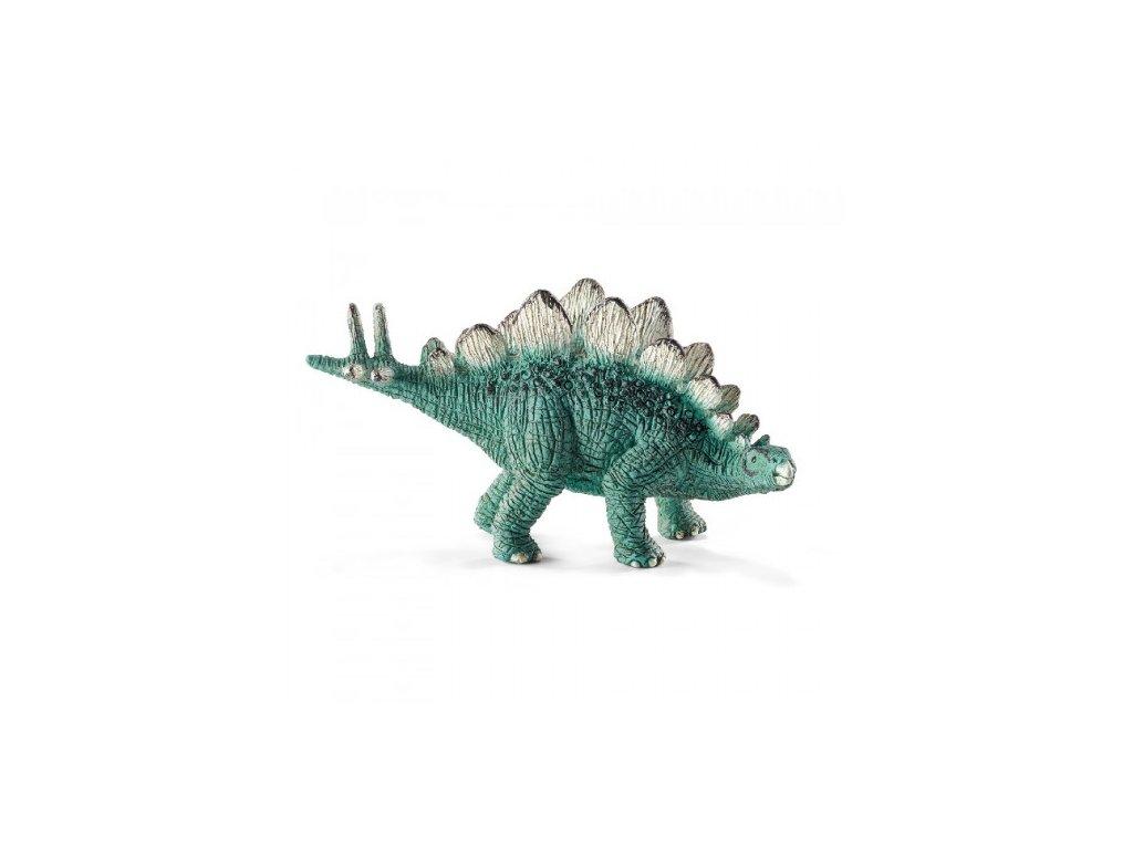 21903 schleich 14537 stegosaurus mini