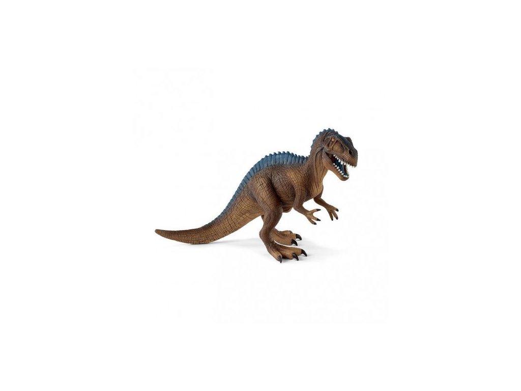 21963 schleich 14584 acrocanthosaurus 2017