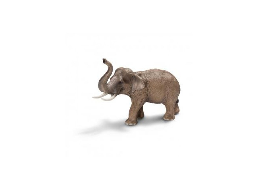 22059 schleich 14653 slon indicky samec