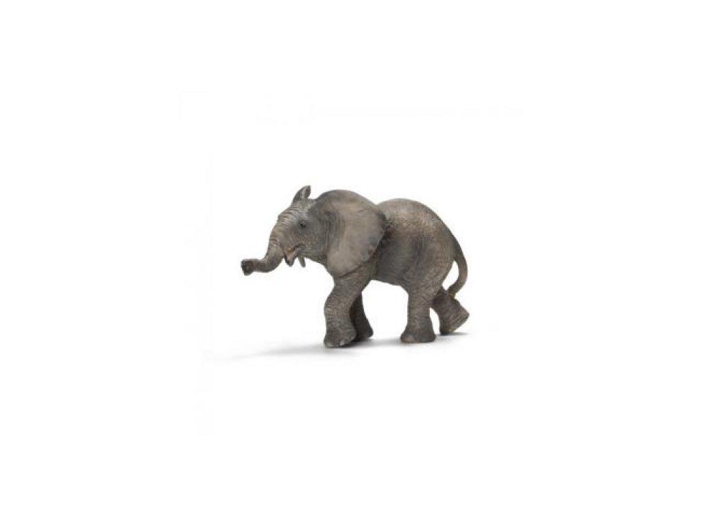 22068 schleich 14658 slon africky mlade