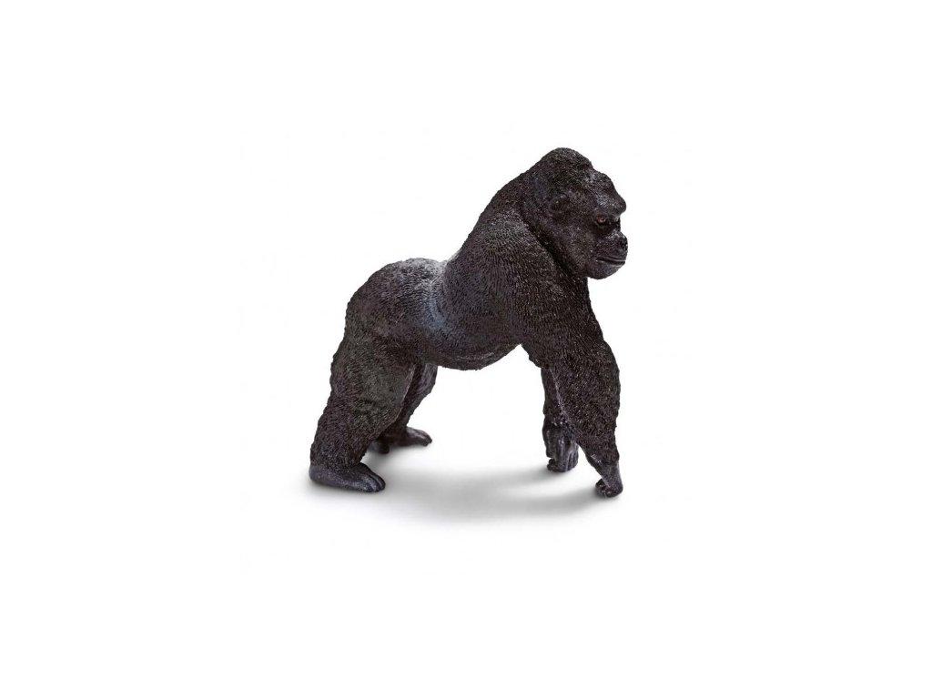 22077 schleich 14661 gorila samec