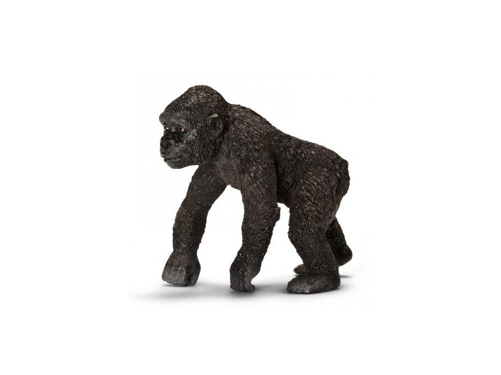 22083 schleich 14663 gorila mlade