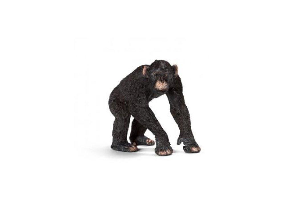 22104 schleich 14678 simpanz samecek