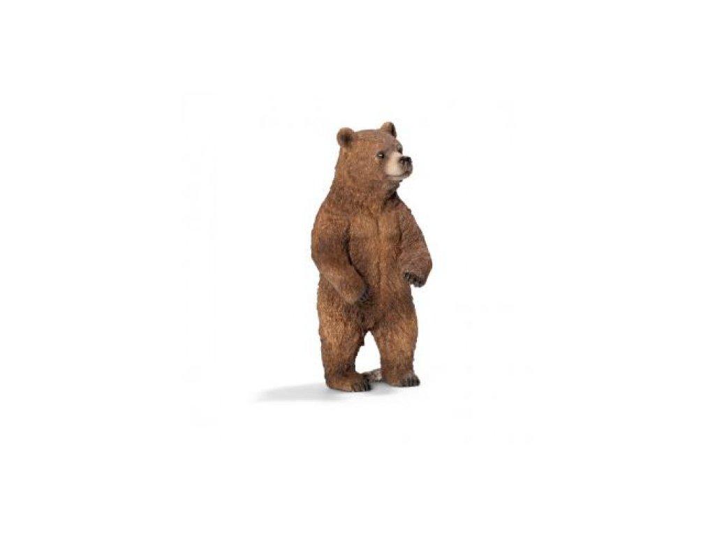 22122 schleich 14686 medvedice grizzly