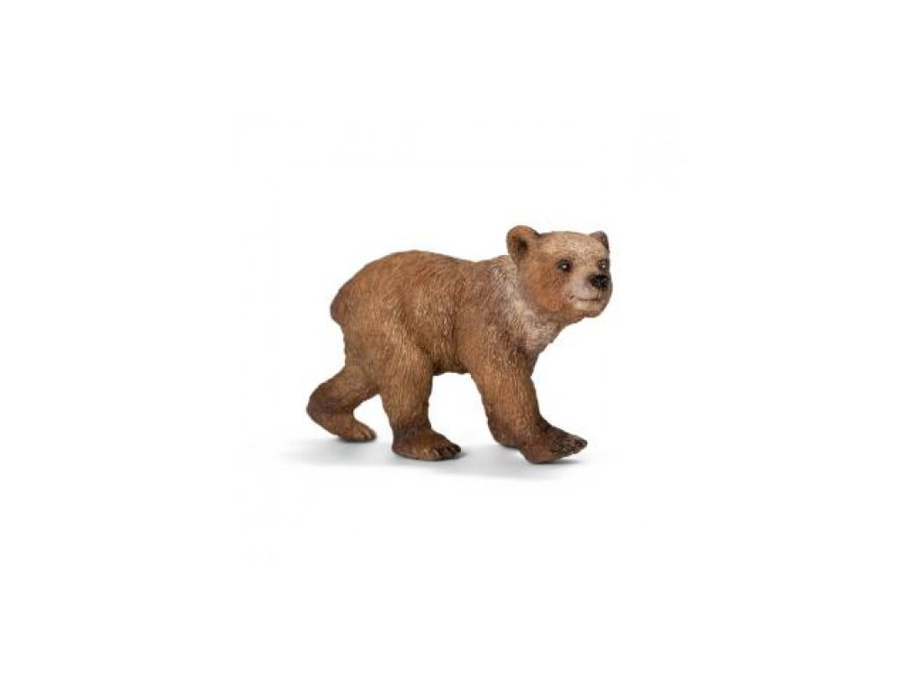 22125 schleich 14687 medvide grizzly