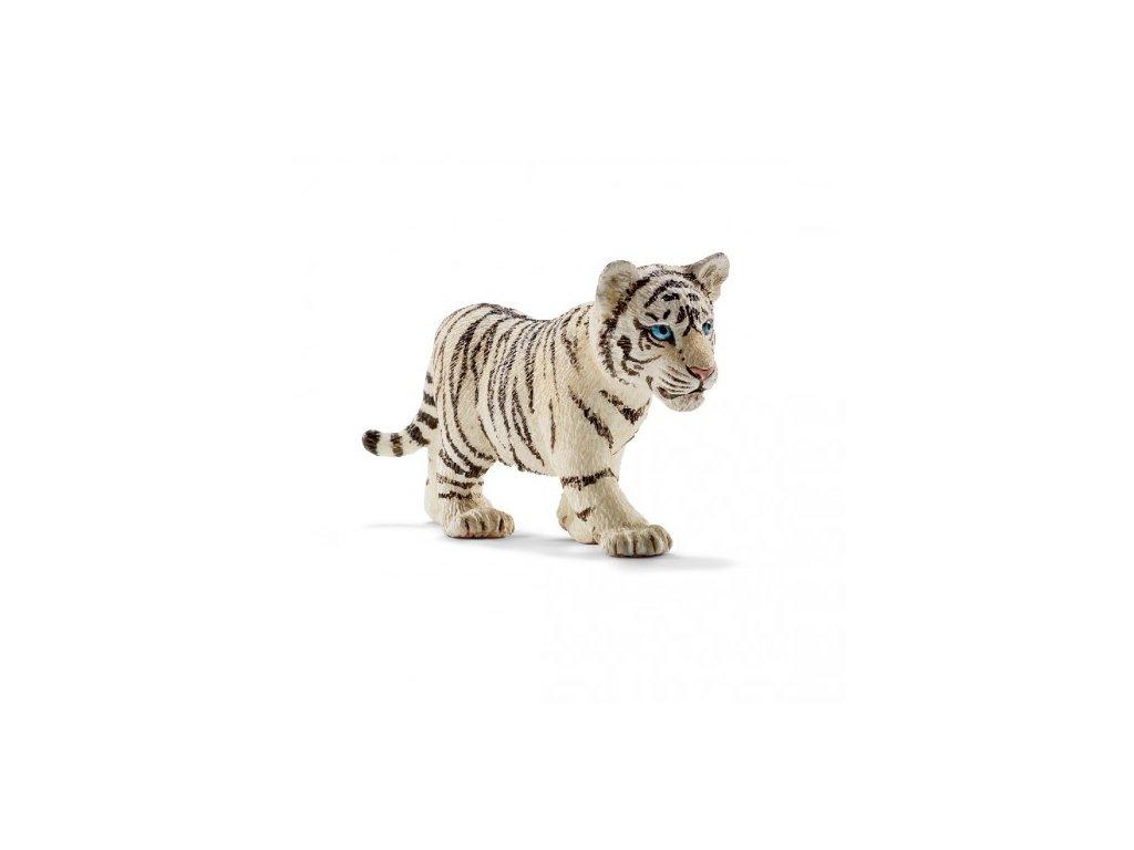 22200 schleich 14732 tygr bily mlade