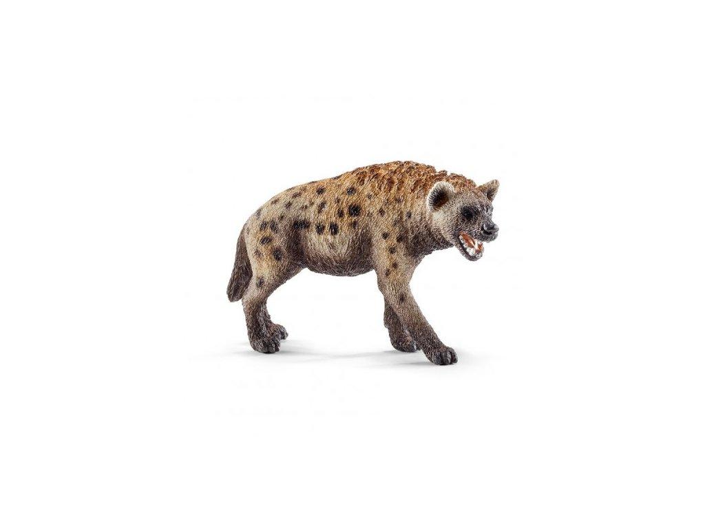 22209 schleich 14735 hyena skvrnita