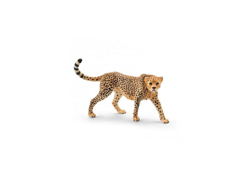 22236 schleich 14746 gepard samice