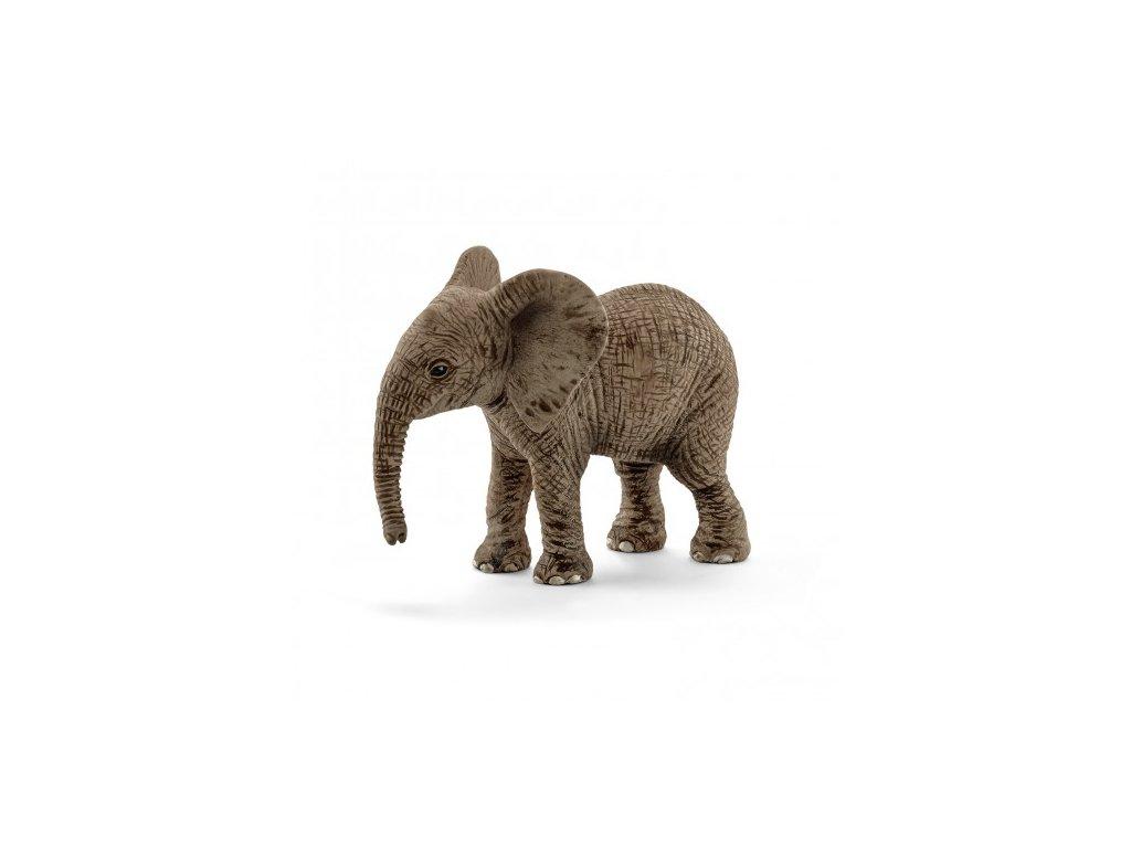 22284 schleich 14763 slon africky mlade