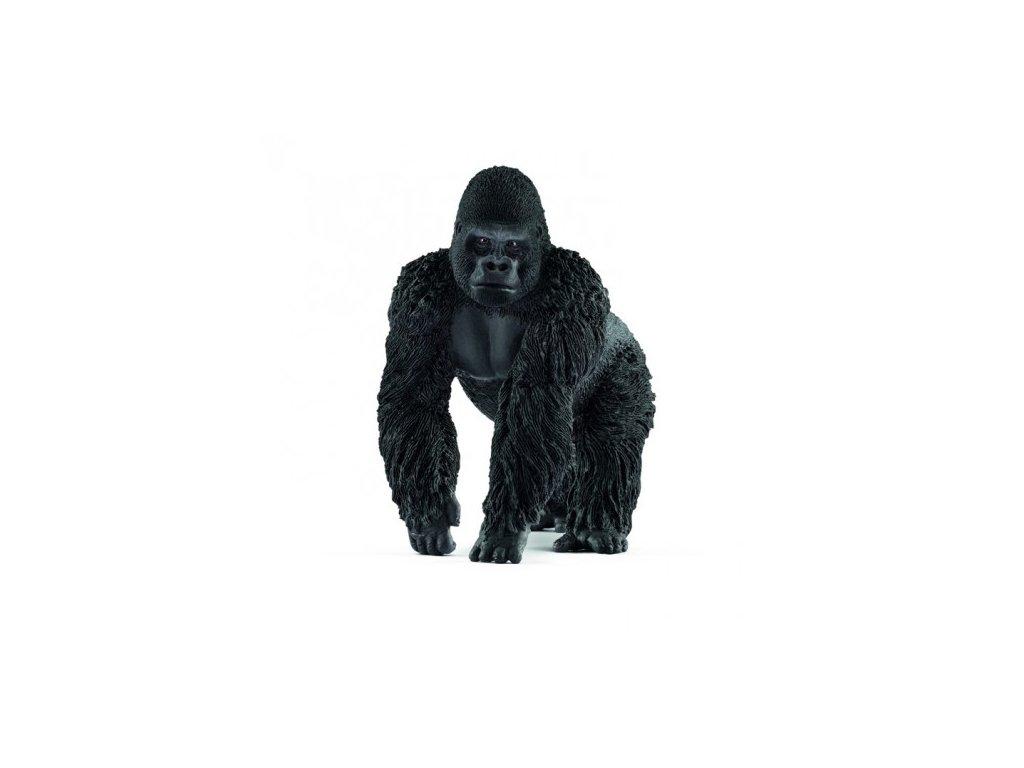 22302 schleich 14770 gorila samec 2017
