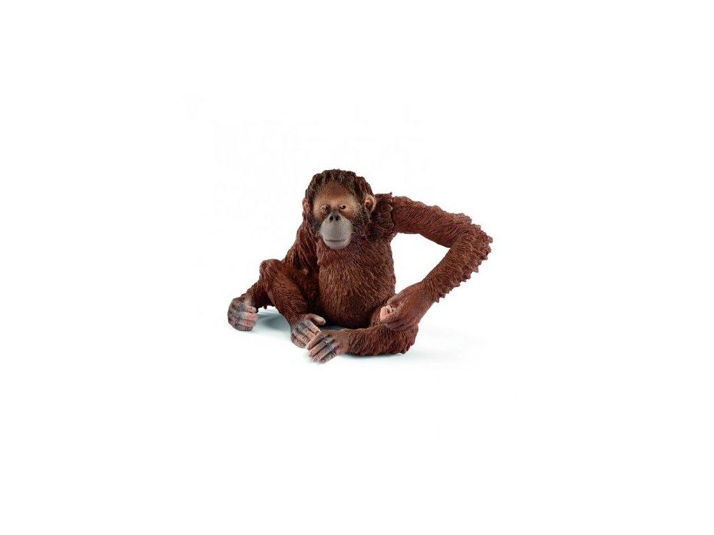 22317 schleich 14775 orangutan samice 2017