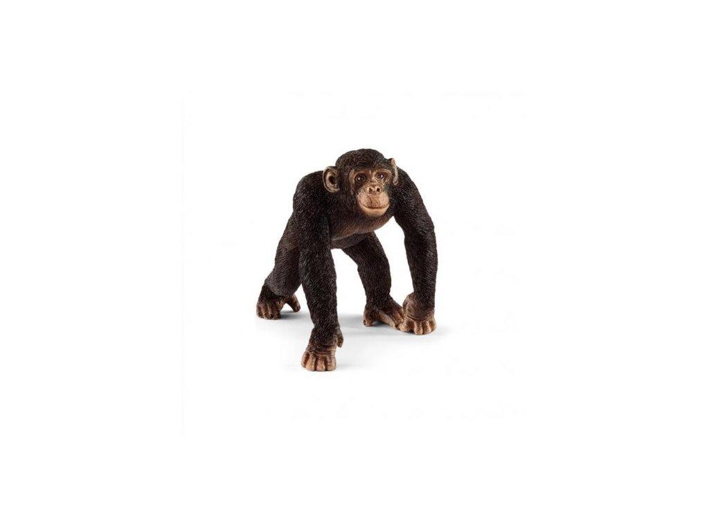 22395 schleich 14817 simpanz mlade 2018