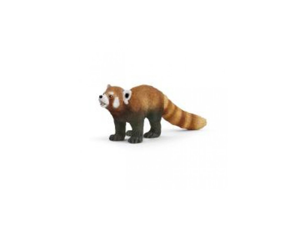 22440 schleich 14833 panda cervena