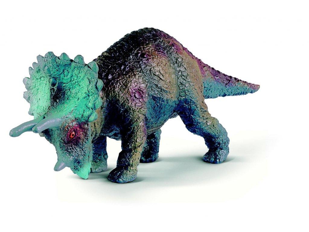 22563 schleich 16406 triceratops
