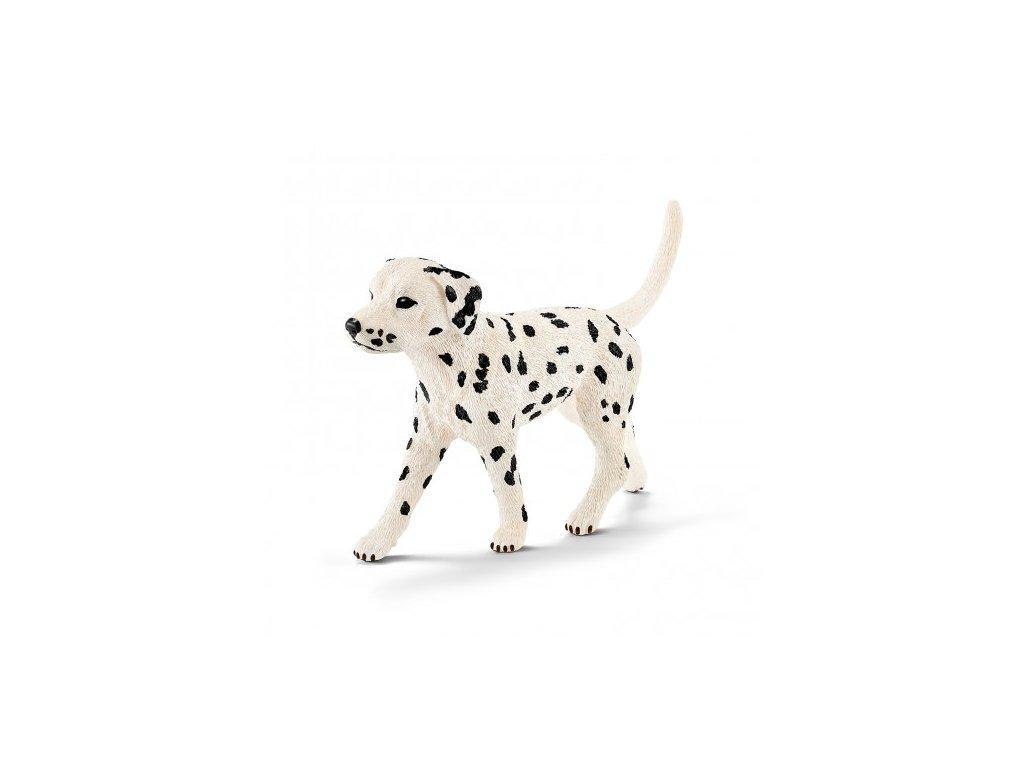 22629 schleich 16838 dalmatin pes
