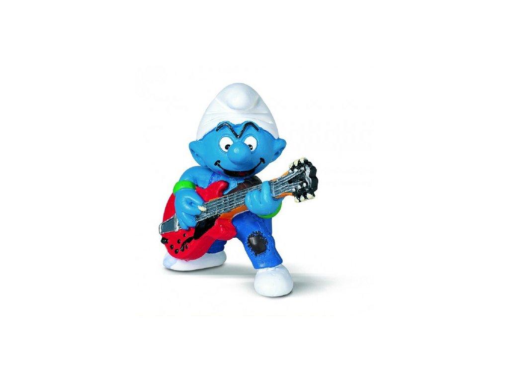 22704 schleich 20449 smoula kytarista 1998