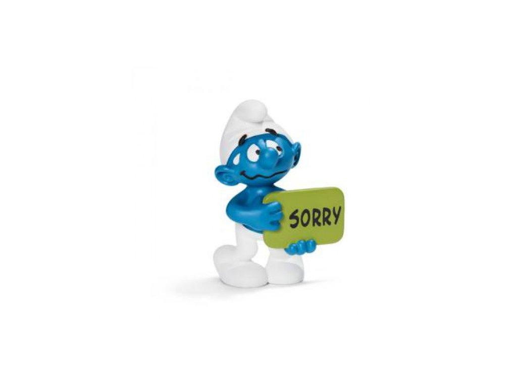 22923 schleich 20749 omlouvajici se smoula 2013