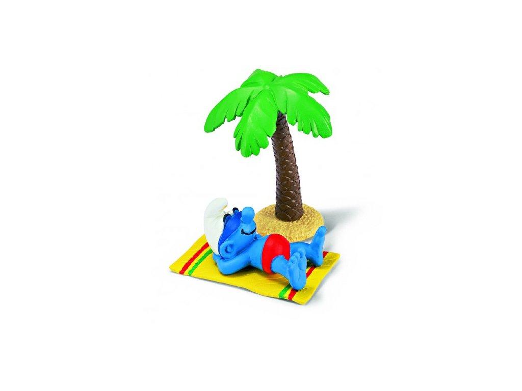 23274 schleich 40261 smoula na dovolene
