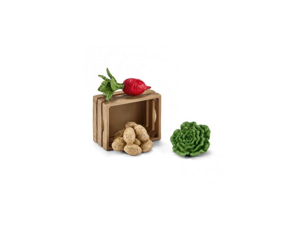 23511 schleich 42289 krmivo pro prasata a selata
