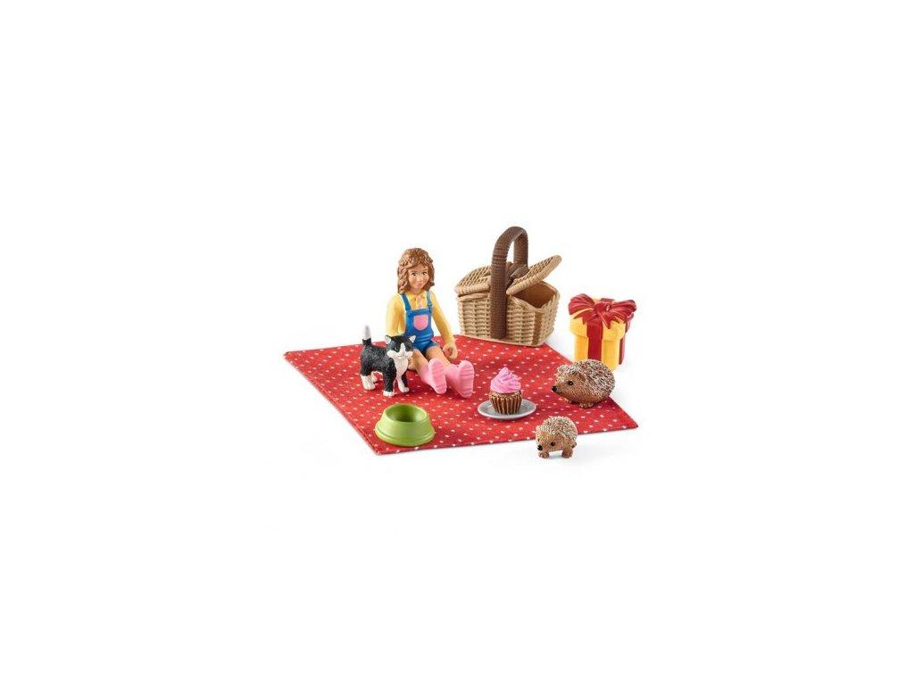 23637 schleich 42426 narozeninovy piknik 2018