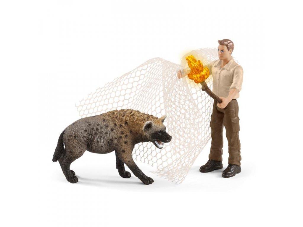 23736 schleich 42504 odchyt hyeny