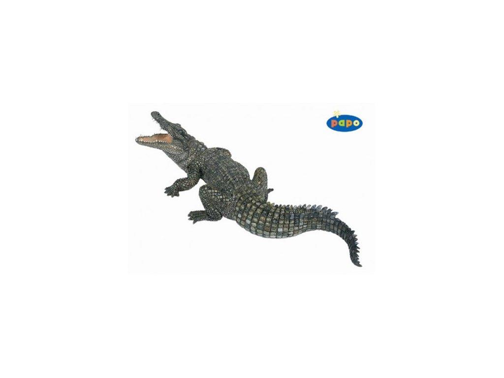23784 papo 50055 krokodyl nilsky