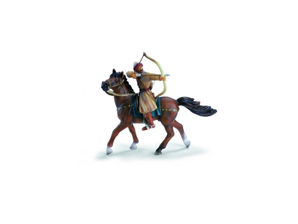 23967 schleich 70039 mongolsky strelec na koni