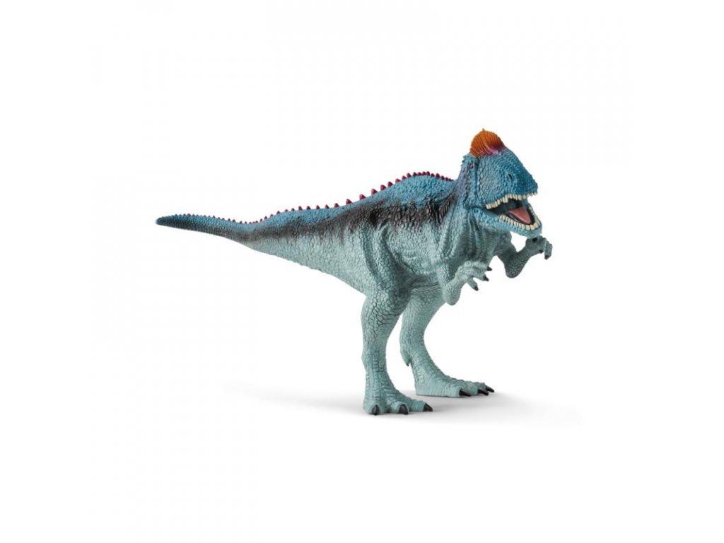 24431 schleich 15020 cryolophosaurus s pohyblivou celisti