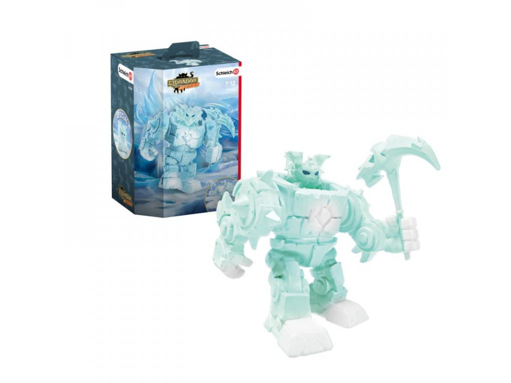 Schleich 42546 Eldrador Mini Creatures Ledový Robot