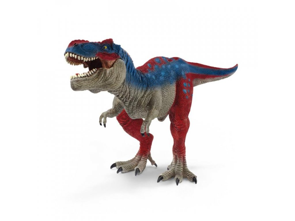 Schleich 72155 Tyrannosaurus Rex modrý