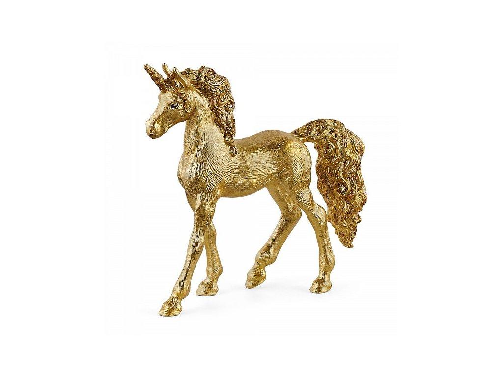 Schleich 70599 Jednorožec Gold