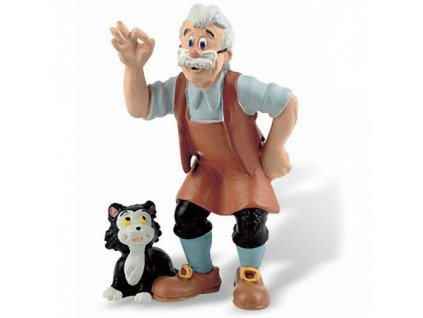 21048 bullyland 12398 geppetto