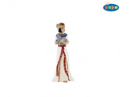 23199 papo 39627 kralovna kleopatra s kockou
