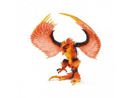 23748 schleich 42511 ohnivy drak