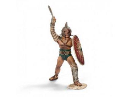 24015 schleich 70076 secutor gladiator